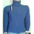 Мужской свитер № 0304 джинс