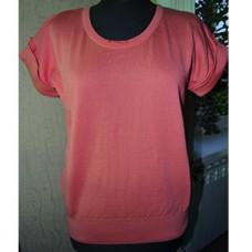 Женская кофта № 0466 розовый
