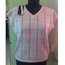 Женская кофта № 07119 розовый