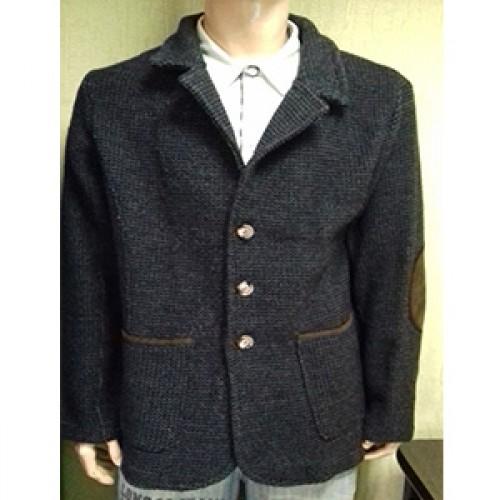 Мужской пиджак № 07129 антрацит