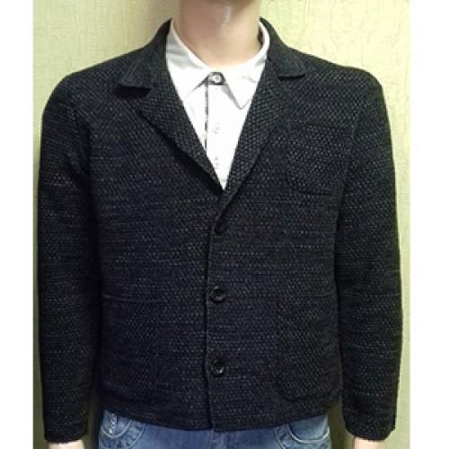 Мужской пиджак № 07145 антрацит