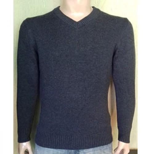 Мужской пуловер № 10149 антрацит