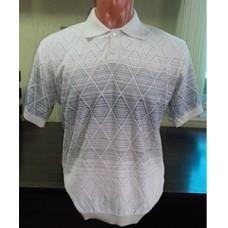 Мужская футболка № 14005 бежевый