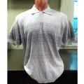 Мужская футболка № 14007 бежевый