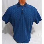 Мужская футболка № 140112 джинс