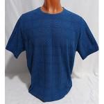 Мужская футболка № 140115 джинс