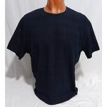 Мужская футболка № 140115 т.синий