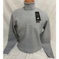 Мужской свитер № 140131 св.серый