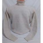Мужской свитер № 140135 х бежевый