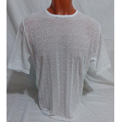 Мужская футболка № 140112 белый
