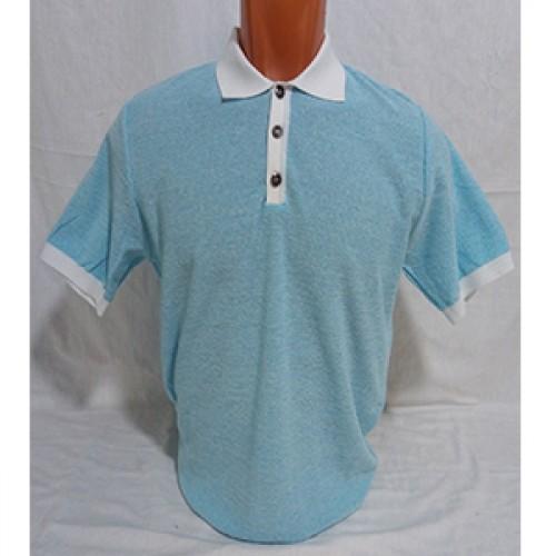 мужская футболка № 14113 св.голубой