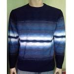 Мужской джемпер № 1422 синий
